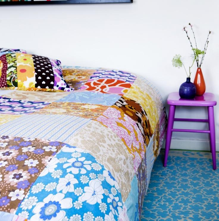 sgabellino colorato