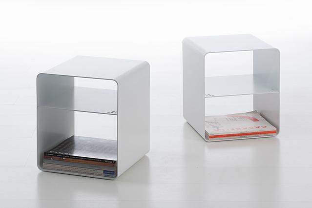 uguali di www.tema-design.it cubo realizzato in alluminio