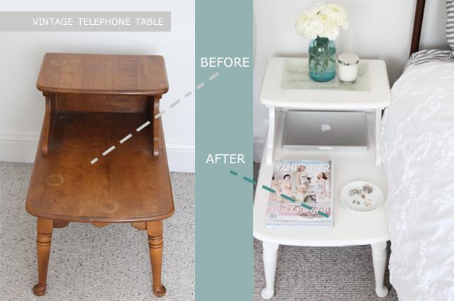 vintage before&after
