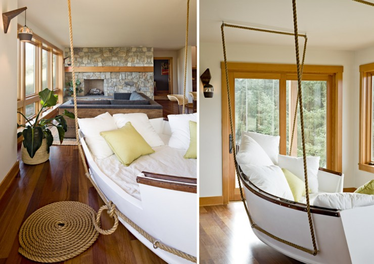 aaaBoat_converted_to_swinging_day_bed by Jessica Helgerson Interior Design