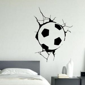.amazon letto pallone stickers provocatorio PRO CUT GRAPHICS