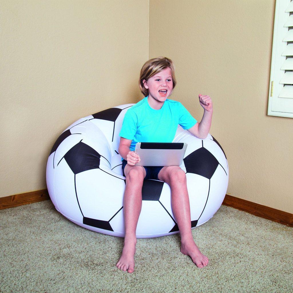 .amazon poltrona pallone gonfiabile