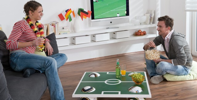 calcio world-cupparty-coffee-table-indoor-soccer-field