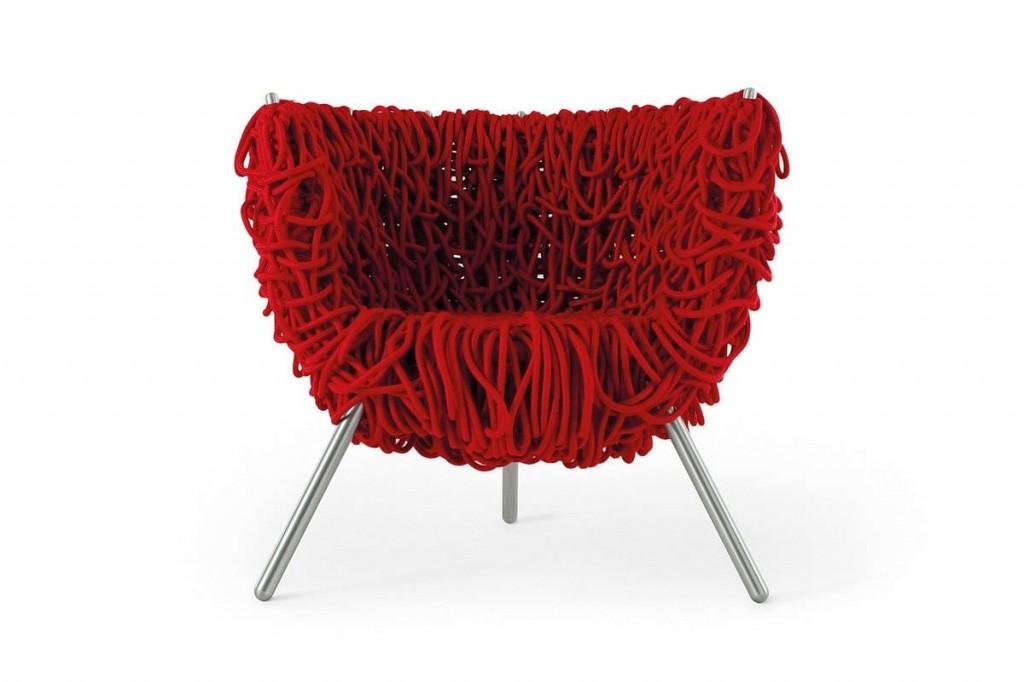 edra armchair by Fernando & Humberto Campan