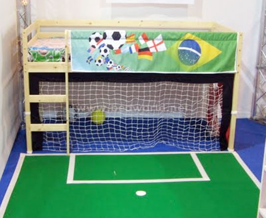 foot Soccer-Bedroom-Accessories-Theme