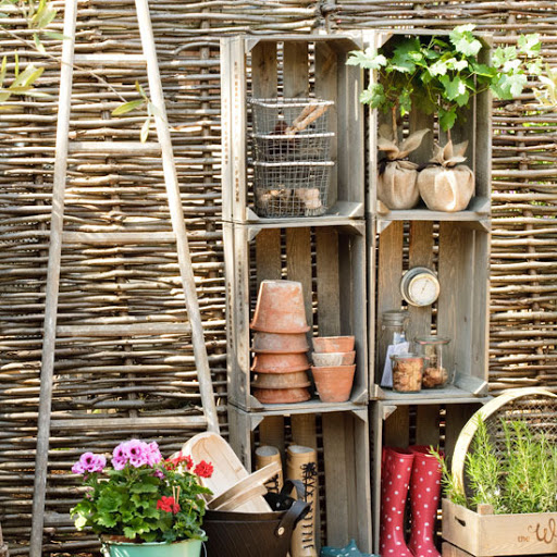 Garden_boxes__Country_garden_design__Country_Homes__Interiors