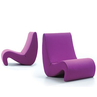 complementi verner panton amoebe chair