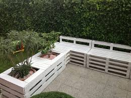 piante e panca