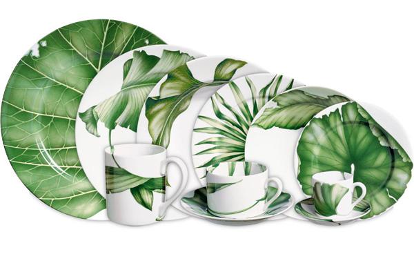 I tropici sono vicini architettura e design a roma - Servizio piatti design ...