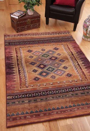 .amazon tappeto persiano geometrico2