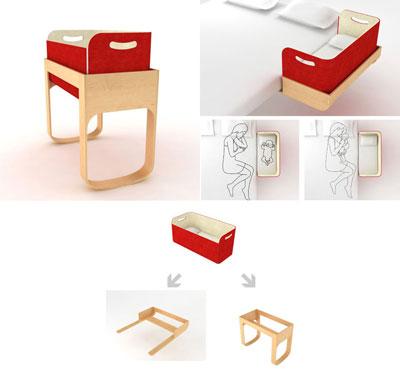 cosleeping4 culla_belly Del gruppo Andrea Garuti e Manuela Busetti, design italiano (2)