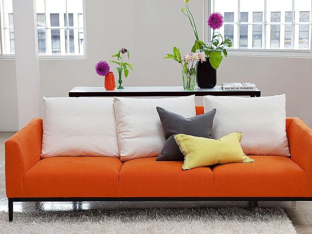 8 suggerimenti per realizzare un divano divino low coast blog arredamento - Un divano per dodici ...