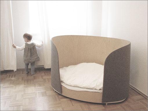 design4 disegnata da Claudia Unger, che insieme a David Danneberg hanno creato Fubu Design