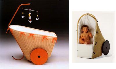 immagine storia La Culla Chicca, di Baldessari e Baldessari, architetti e designers, risale al 1993