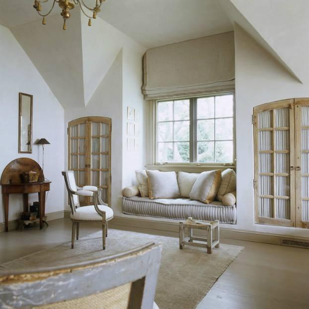 8 suggerimenti per realizzare un divano divino low coast - Panca sotto finestra ...