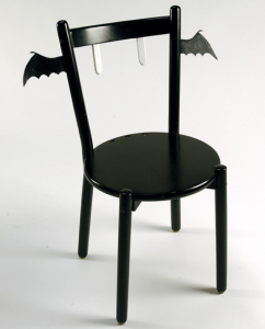 Vampire Bat Chair