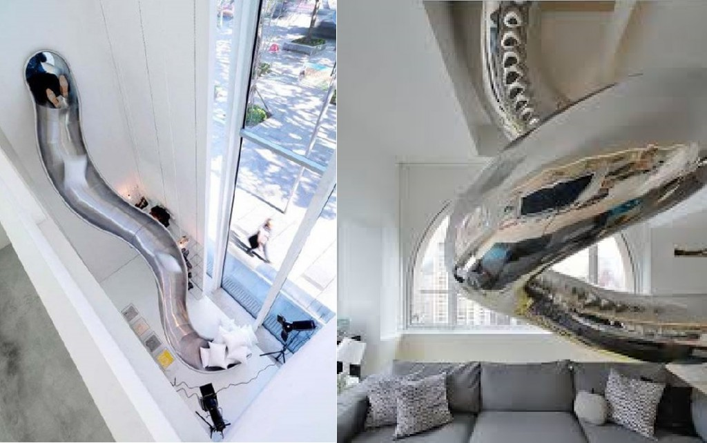 architettura scivolo things-in-your-dream-house-19