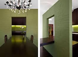 colore moderno verde architettura