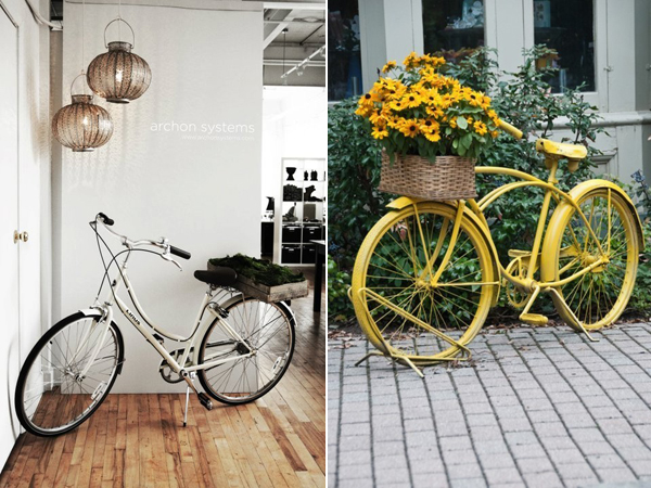 immagine recycled-bicycles-in-interior-design-7