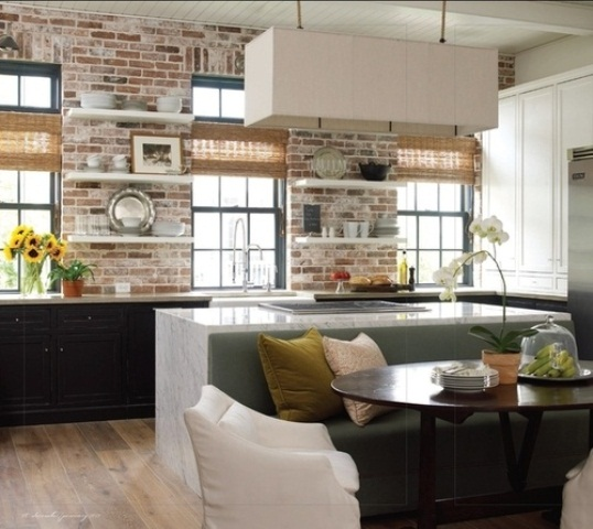 rustico contemporaneo cucina stylish-kitchens-with-brick-walls-and-ceilings-24