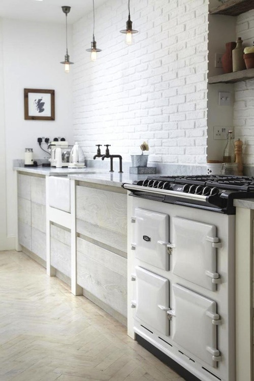 shabby industriale cucinA