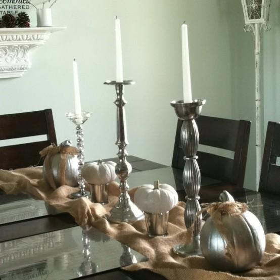 stile decorate zucche glam