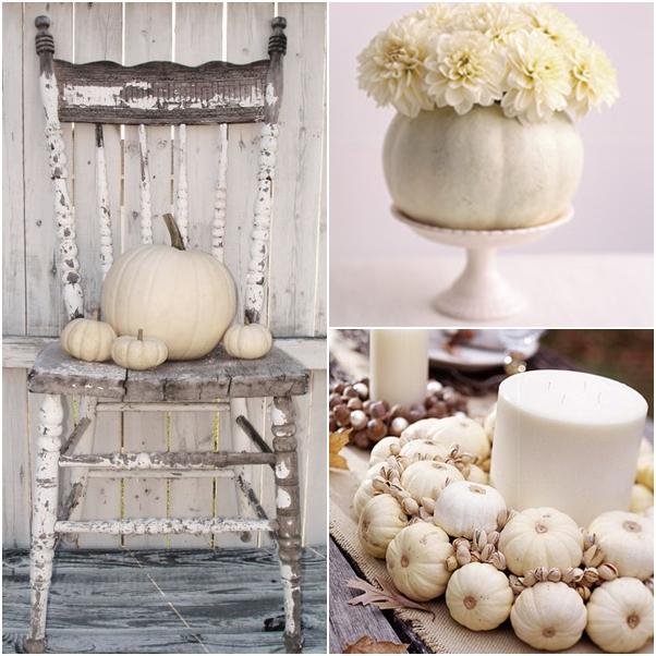 stile white-pumpkins