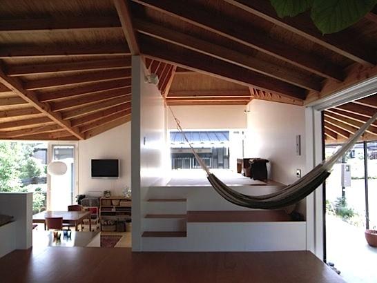 zDESIGN DEDON swingUs e swingMe per un salotto alla perto galleggiante (5)