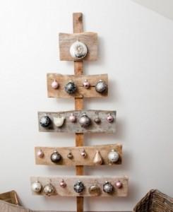 albero-di-natale-da-parete-fai-da-te