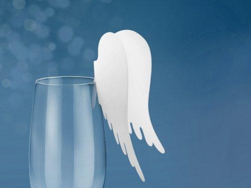 .amazon di PartyDeco 10 segnaposto ali d'angelo