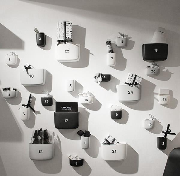 calendario dell'avvento di normann copenhagen con pocket organizer