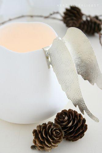 decoro dettagli candela