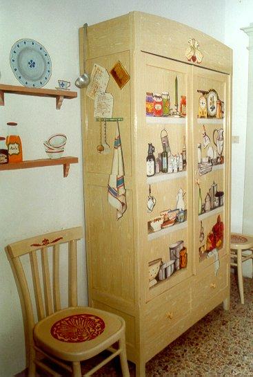 Beautiful Decoupage Mobili Cucina Gallery - bery.us - bery.us