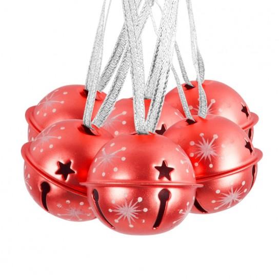 design Campanelline rosse per Natale 2014 zara home