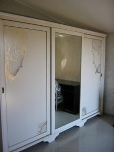 foglia decalco imitazione argento www.antichitabelsito