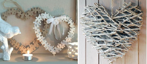 Ghirlande architettura e design a roma - Decorazioni natalizie in legno fai da te ...