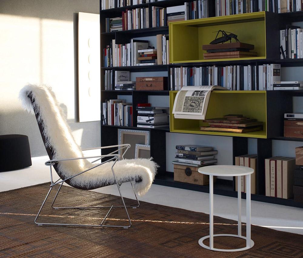 25 poltrone per il freddo. Black Bedroom Furniture Sets. Home Design Ideas