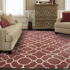 A Marsala-influenced design from Oriental Weavers.