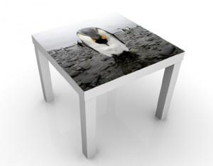 .amazon by wtd 69.95 Tavolino design Pinguin 55x45x55cm
