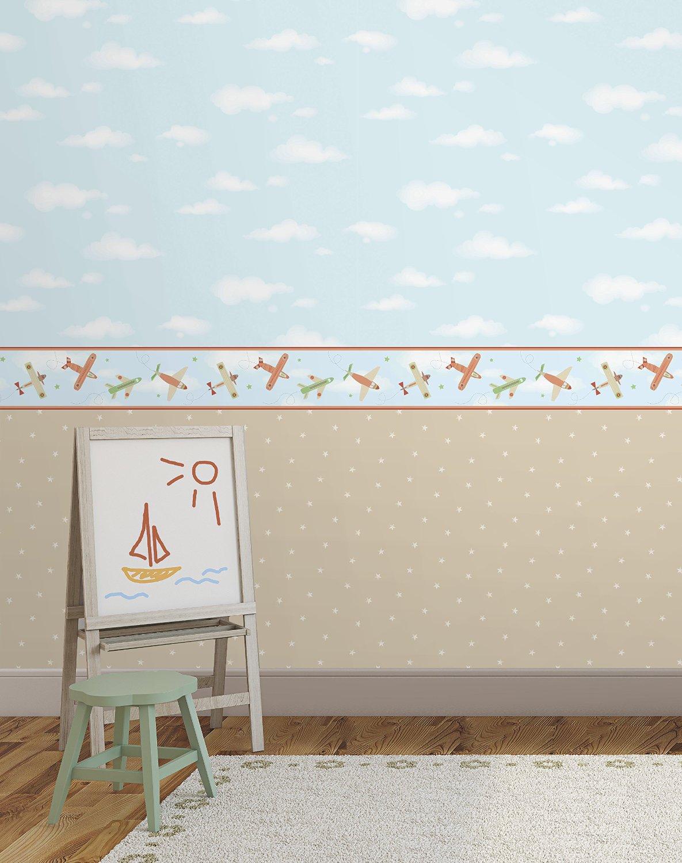 Gocce di design for Carta da parati bimbi