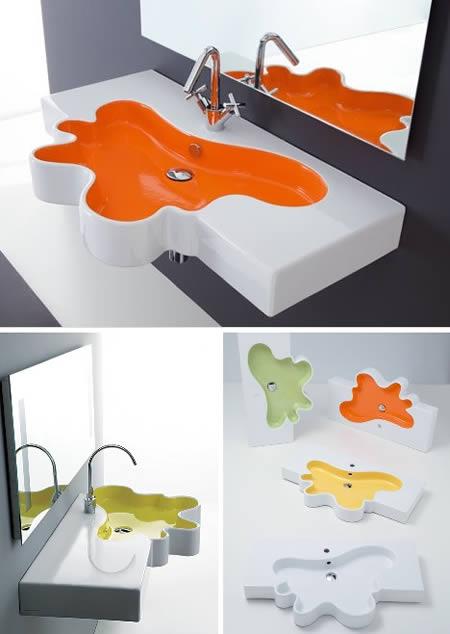 bagno disegno ceramica