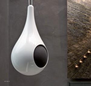 design altoparlante garvan goccia il lusso dell'eleganza