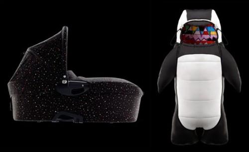 realizzata da Quinny, un designer che riesce a rendere speciali passeggini, carrozzine, ombrelli quinnydesign.com