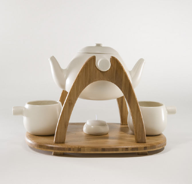 2set Tea for Two - Mark Huang Design