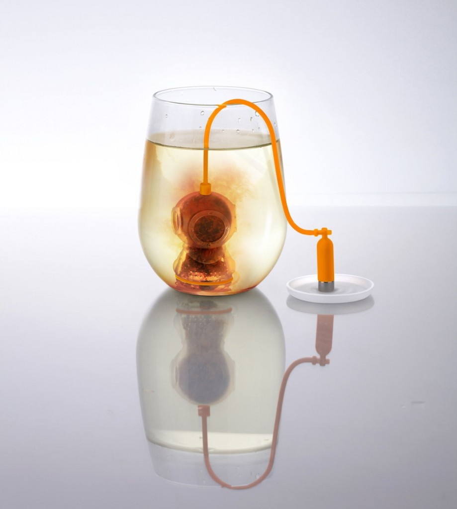 .amazon 10.95$ FRED DEEP TEA DIVER Tea Infuser