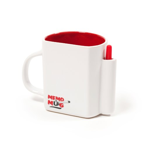 .amazon Luckies of London - Tazza Memo Mug 32.00