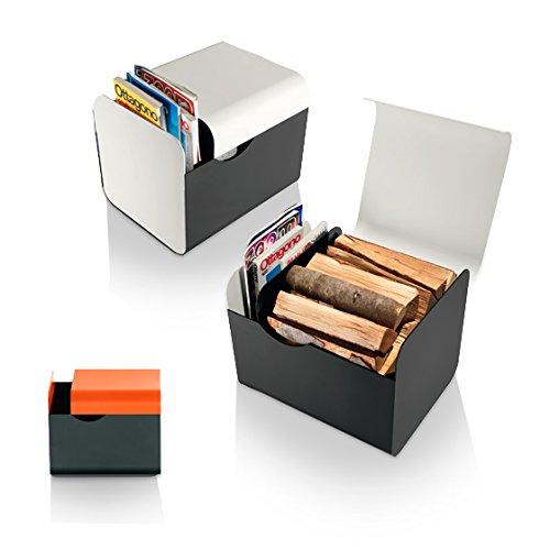 Arredare con le cataste di legna blog arredamento for Riciclare oggetti per arredare