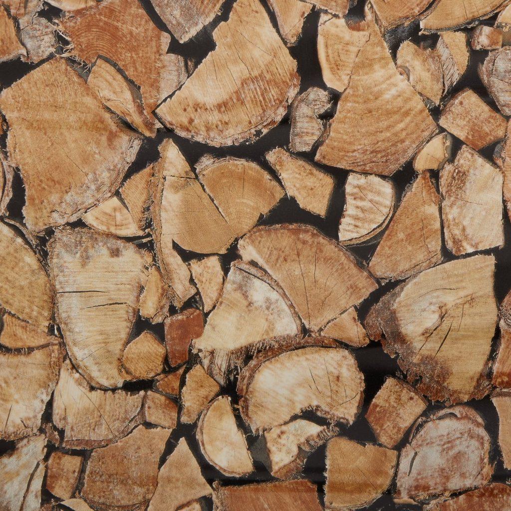 .amazon Pellicola adesiva in vinile effetto legna da ardere, 45 cm x 2 m