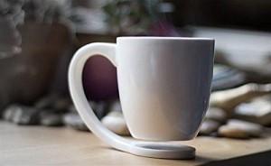 .amazon di import la tazza che sembra sospesa ecco il trucco