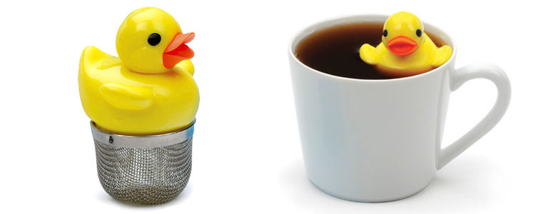 .amazon rsvp 9.95$ Tea Duckie Tea Infuser